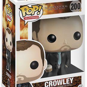 Figurine Pop! Crowley - Supernatural