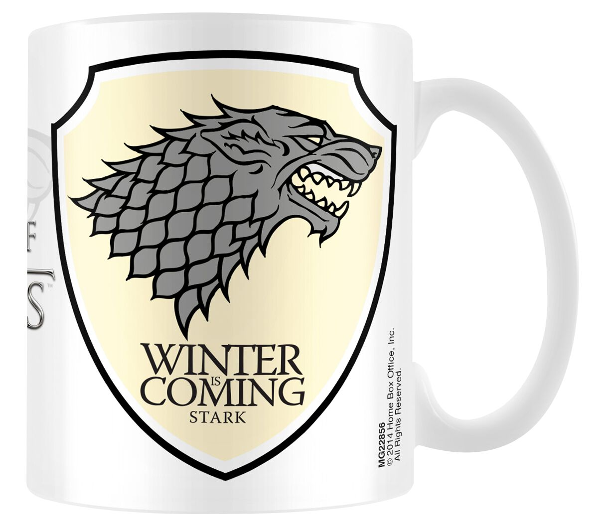 Image of   Game Of Thrones House Stark Krus Standard