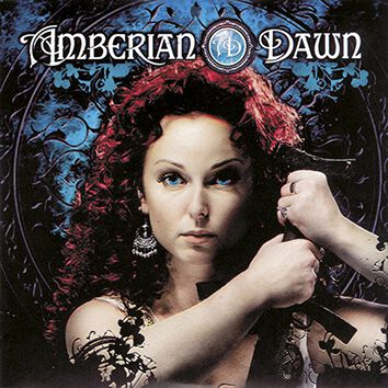 Image of Amberian Dawn Rivers of Tuoni CD Standard