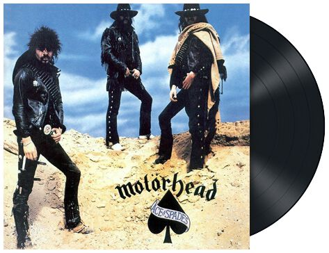 Image of   Motörhead Ace of spades LP standard