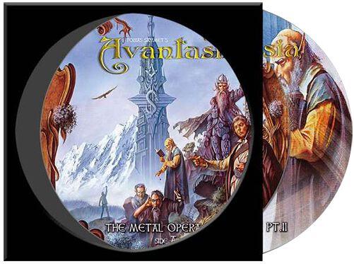 Image of Avantasia The Metal opera pt. II 2-LP Picture