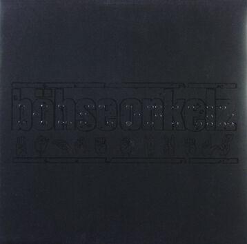 Image of   Böhse Onkelz Schwarzes Album LP standard
