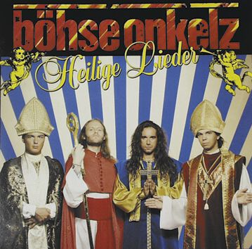 Image of   Böhse Onkelz Heilige Lieder LP standard