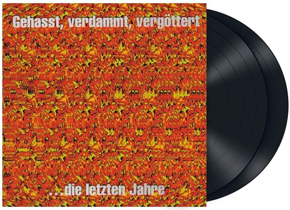 Image of   Böhse Onkelz Gehasst, verdammt, vergöttert 2-LP standard