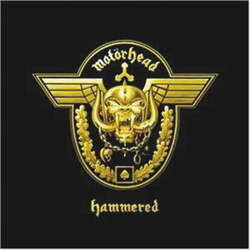 Image of   Motörhead Hammered LP standard