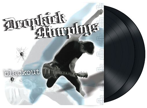 Dropkick Murphys Blackout LP Standard