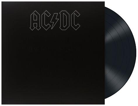Image of   AC/DC Back in black LP standard