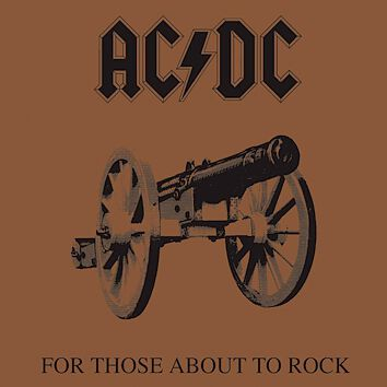 Image of   AC/DC For those about to rock we salute you LP standard