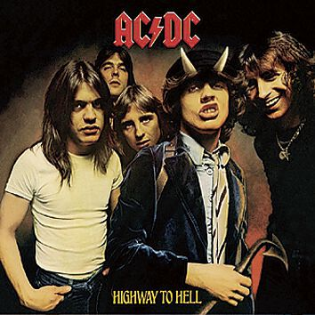 Image of   AC/DC Highway to hell LP standard
