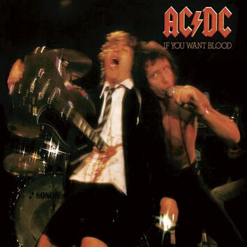 Image of   AC/DC If you want blood ... you've got it LP standard