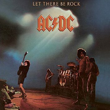 Image of   AC/DC Let there be Rock LP standard