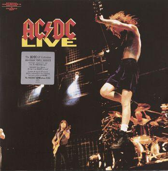Image of   AC/DC Live at Donington 2-LP standard