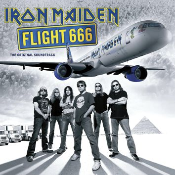 Image of   Iron Maiden Flight 666 - The Original Soundtrack 2-LP standard