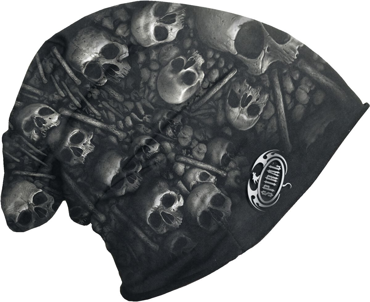 Image of   Spiral Catacomb Beanie sort