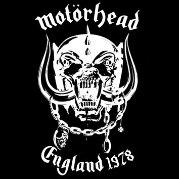 Image of   Motörhead England 1978 CD standard