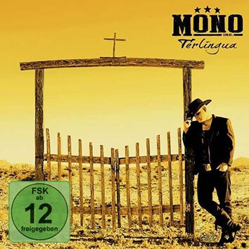 Mono Inc. Terlingua CD & DVD Standard
