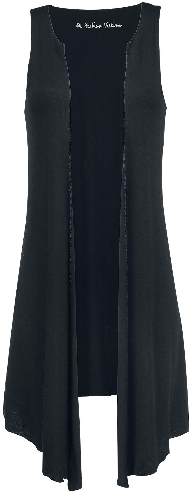 Image of   Forplay Long Vest Girlie vest sort
