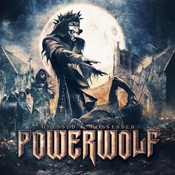 Image of   Powerwolf Blessed & possessed CD standard
