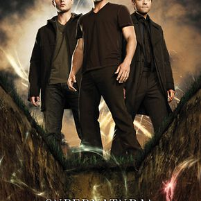 Supernatural Join The Hunt Poster multicolore
