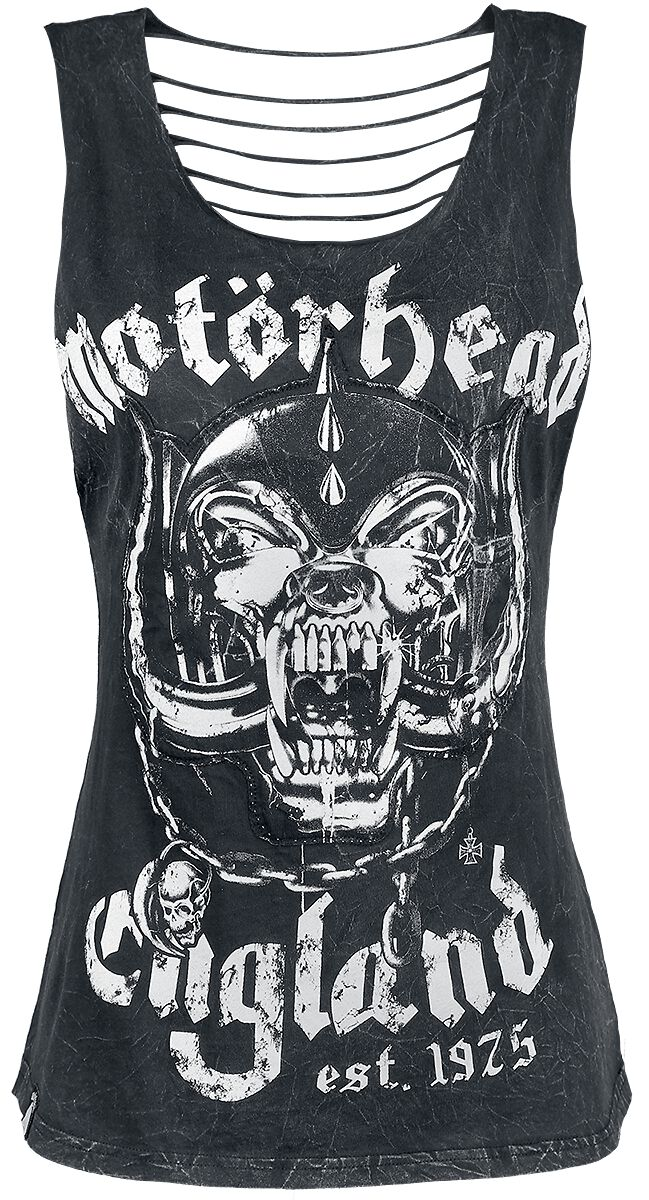 Image of   Motörhead EMP Signature Collection Girlie top sort