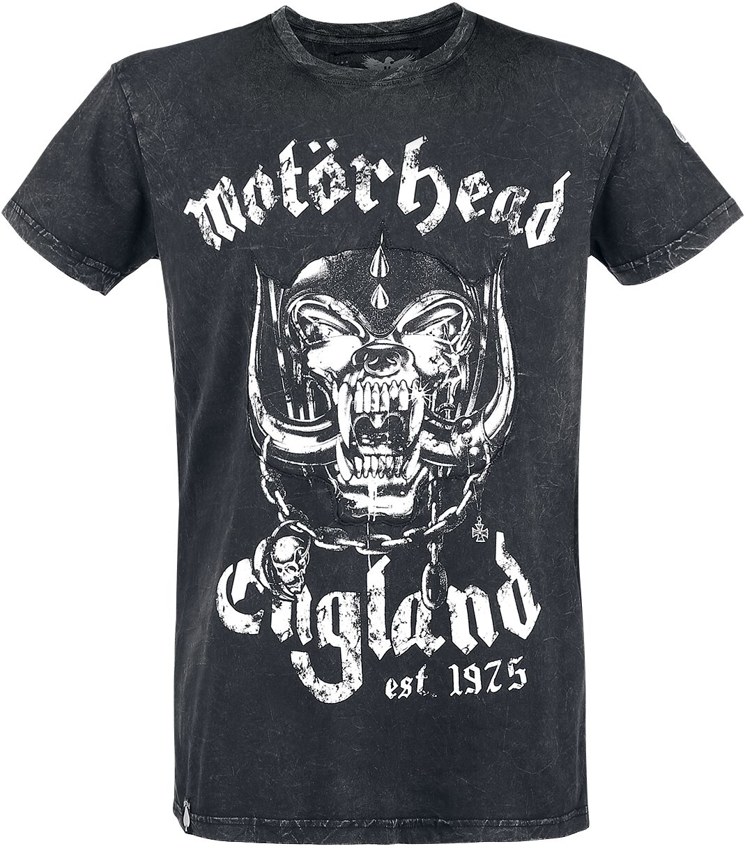 Image of   Motörhead EMP Signature Collection T-Shirt sort