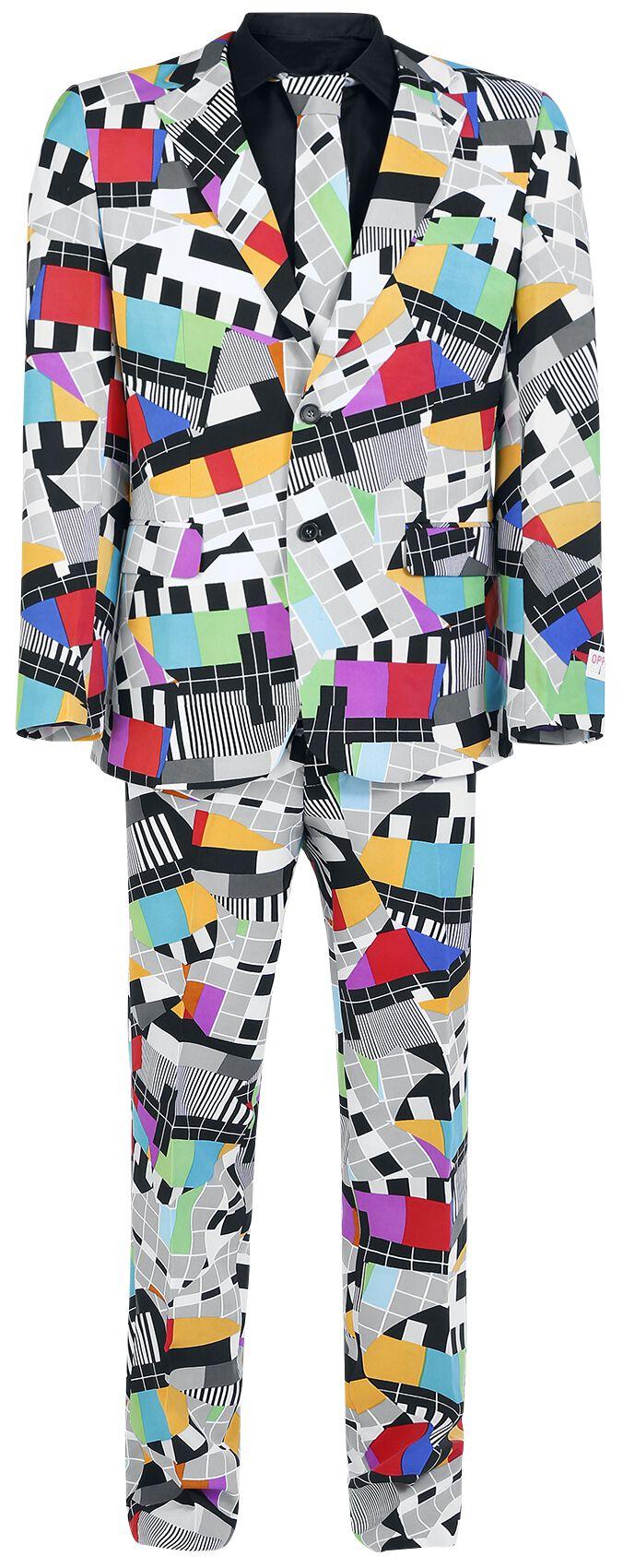 Fun Shirts - Maski i Kostiumy - Kostium OppoSuits Testival Kostium allover - 314215