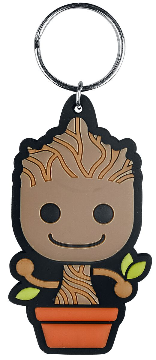 Image of   Guardians Of The Galaxy Baby Groot Nøglering Standard