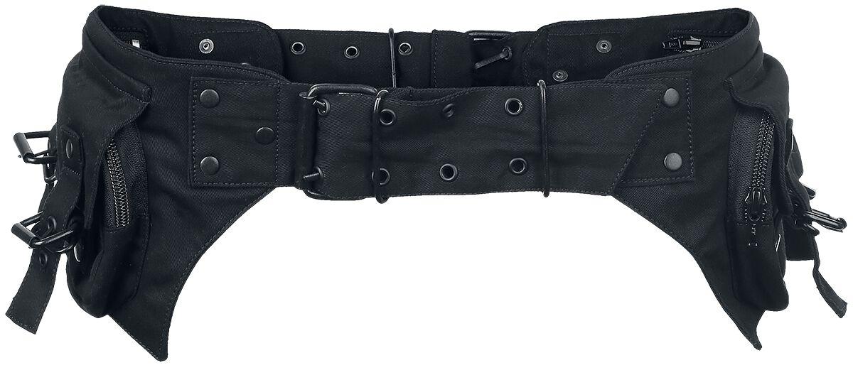 Image of   Gothicana by EMP Belt Bag Bæltetaske sort