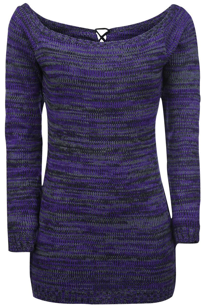 Image of   Innocent Hena Girlie sweater lilla