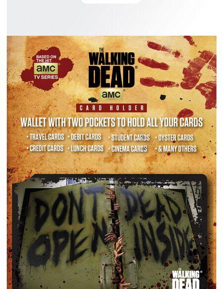 Porte-Cartes The Walking Dead - Dead Inside