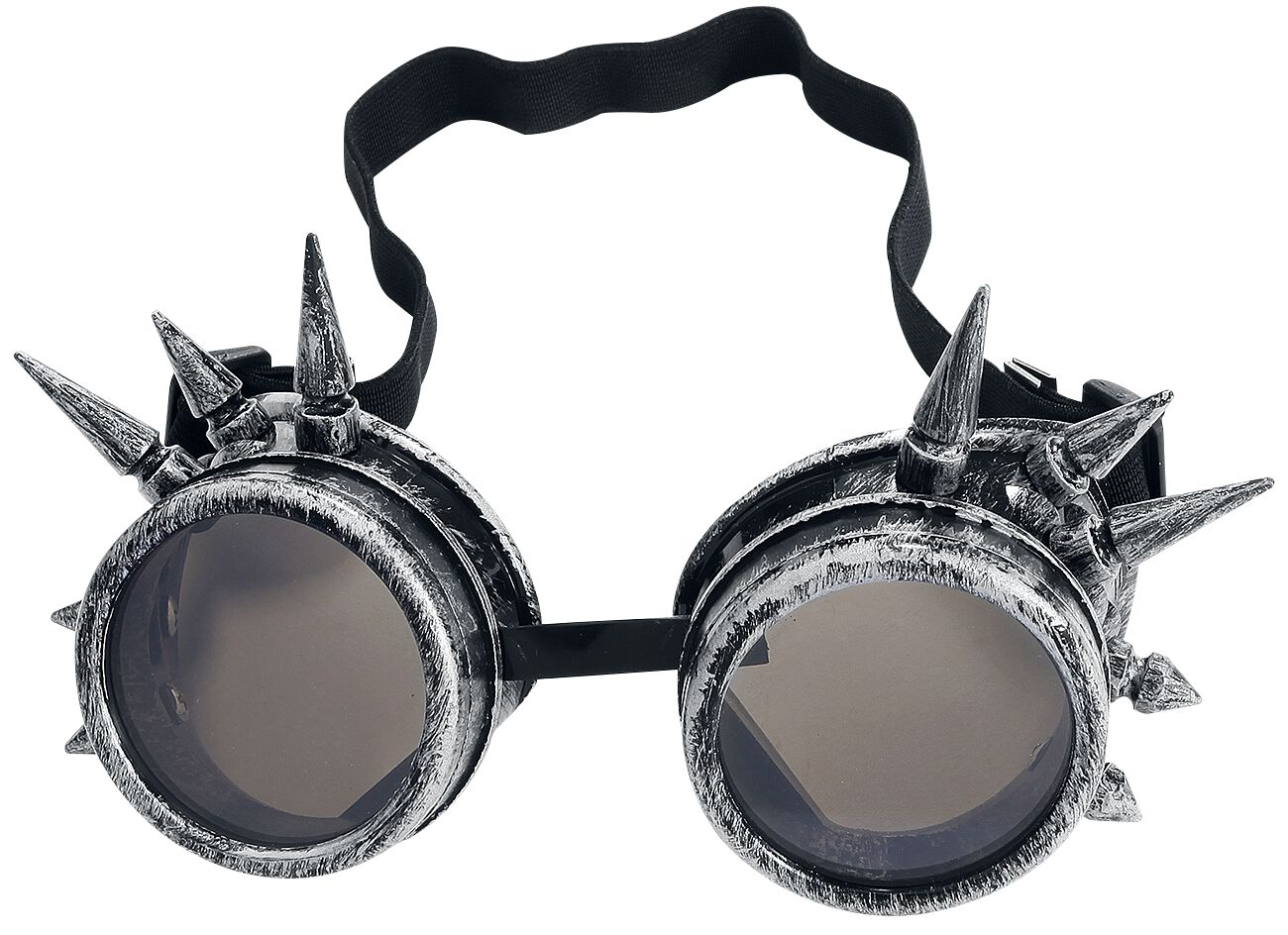 Marki - Okulary - Okulary Alcatraz Spiked Cyber Goggle Okulary standard - 315427