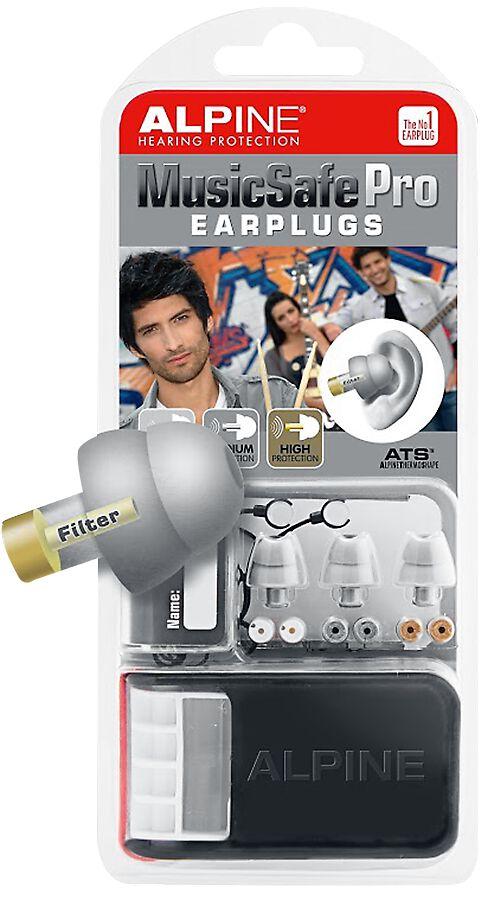 Alpine MusicSafe Pro Ohrstöpsel grau