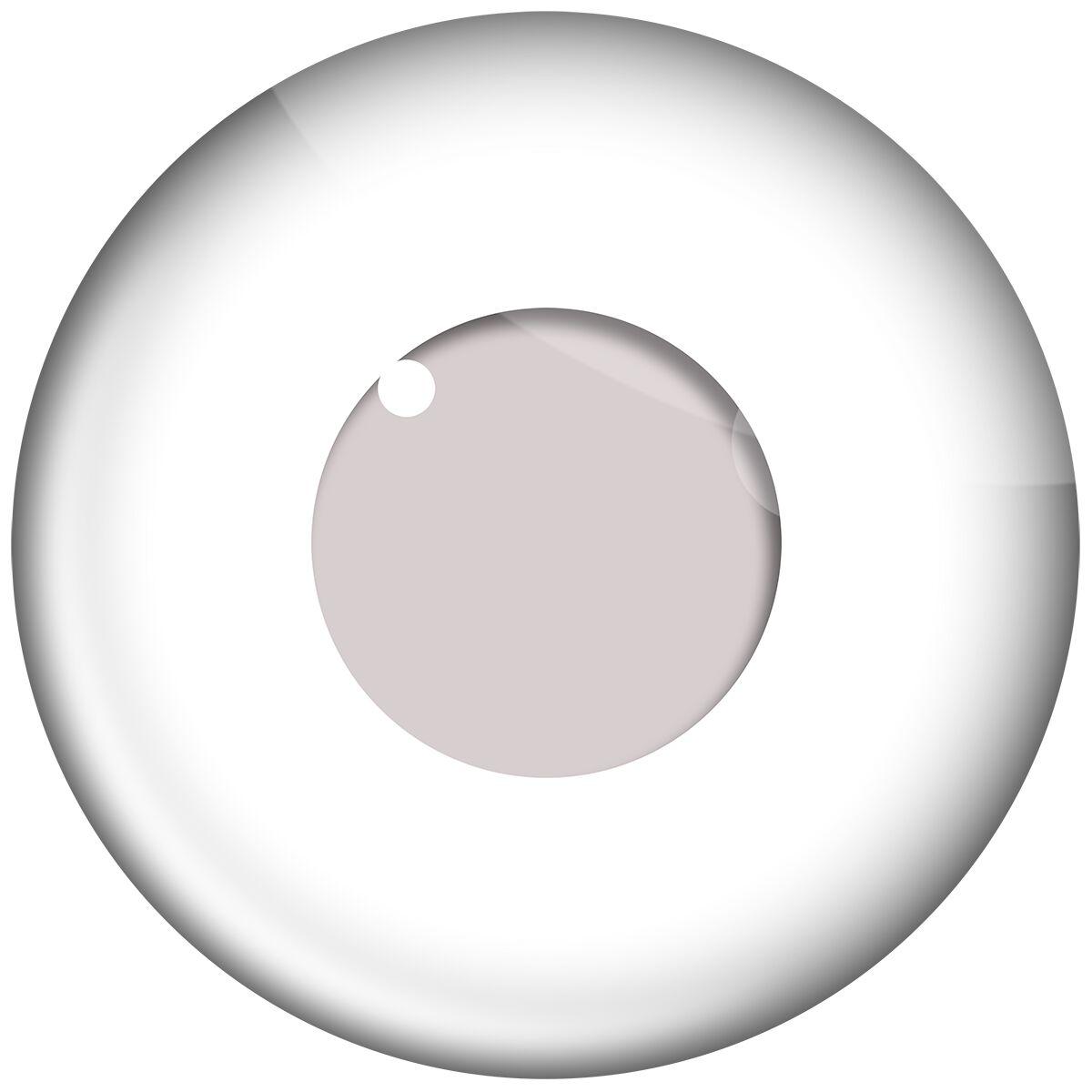 Image of   Wildcat White Eye Kontaktlinse Standard
