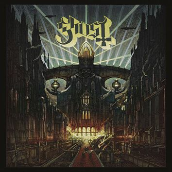 Ghost Meliora CD Standard