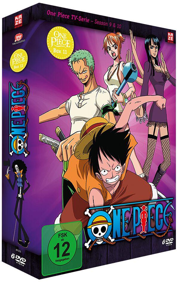Image of One Piece Die TV-Serie - Box 11 6-DVD Standard