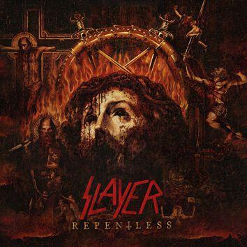Image of   Slayer Repentless CD & DVD standard