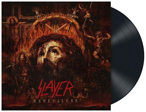 Image of   Slayer Repentless LP standard