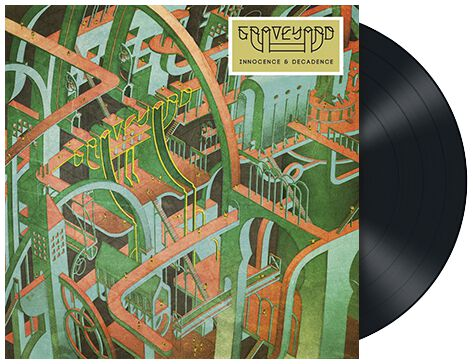Graveyard Innocence & decadence  LP  Standard