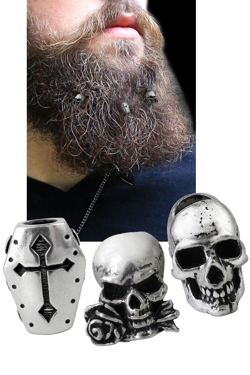 Image of   Alchemy Gothic Janus / Coffin / Alchemist Hårperler Standard