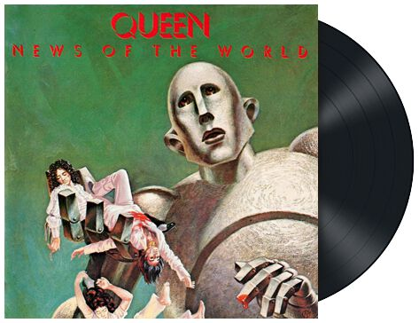 Image of   Queen News of the world LP standard