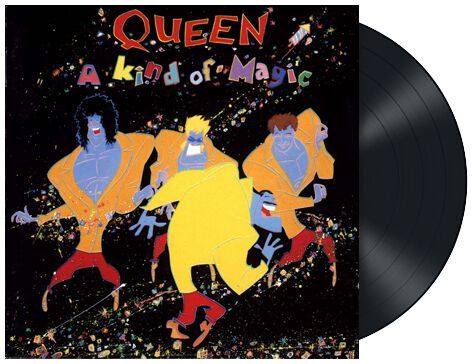 Image of   Queen A kind of magic LP standard