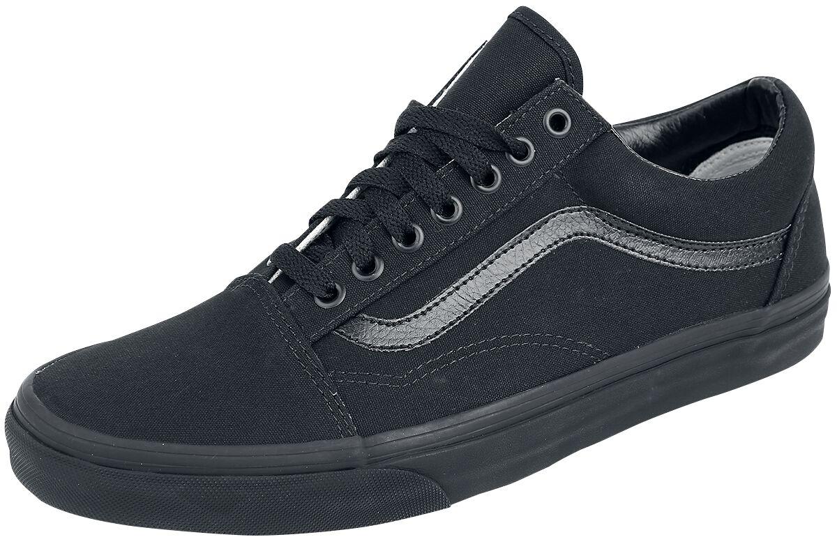 Image of   Vans Old Skool Sneakers sort-sort