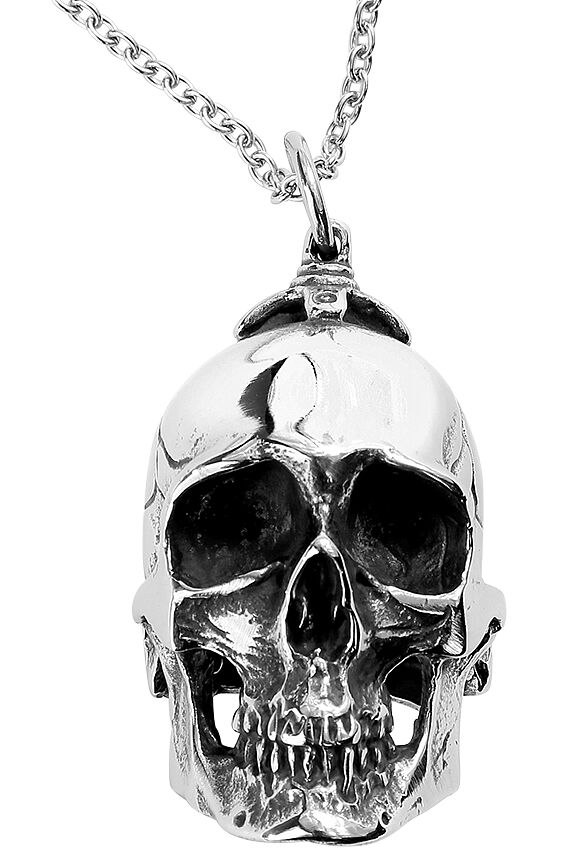 Image of   Wildcat Big Skull Halskæde Standard