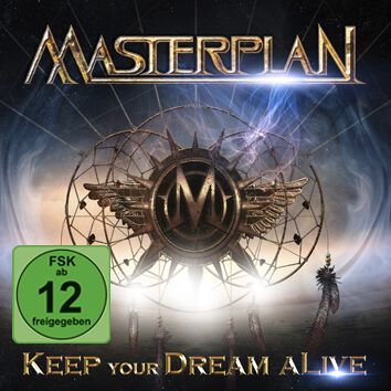 Image of Masterplan Keep your dream alive CD & Blu-ray Standard