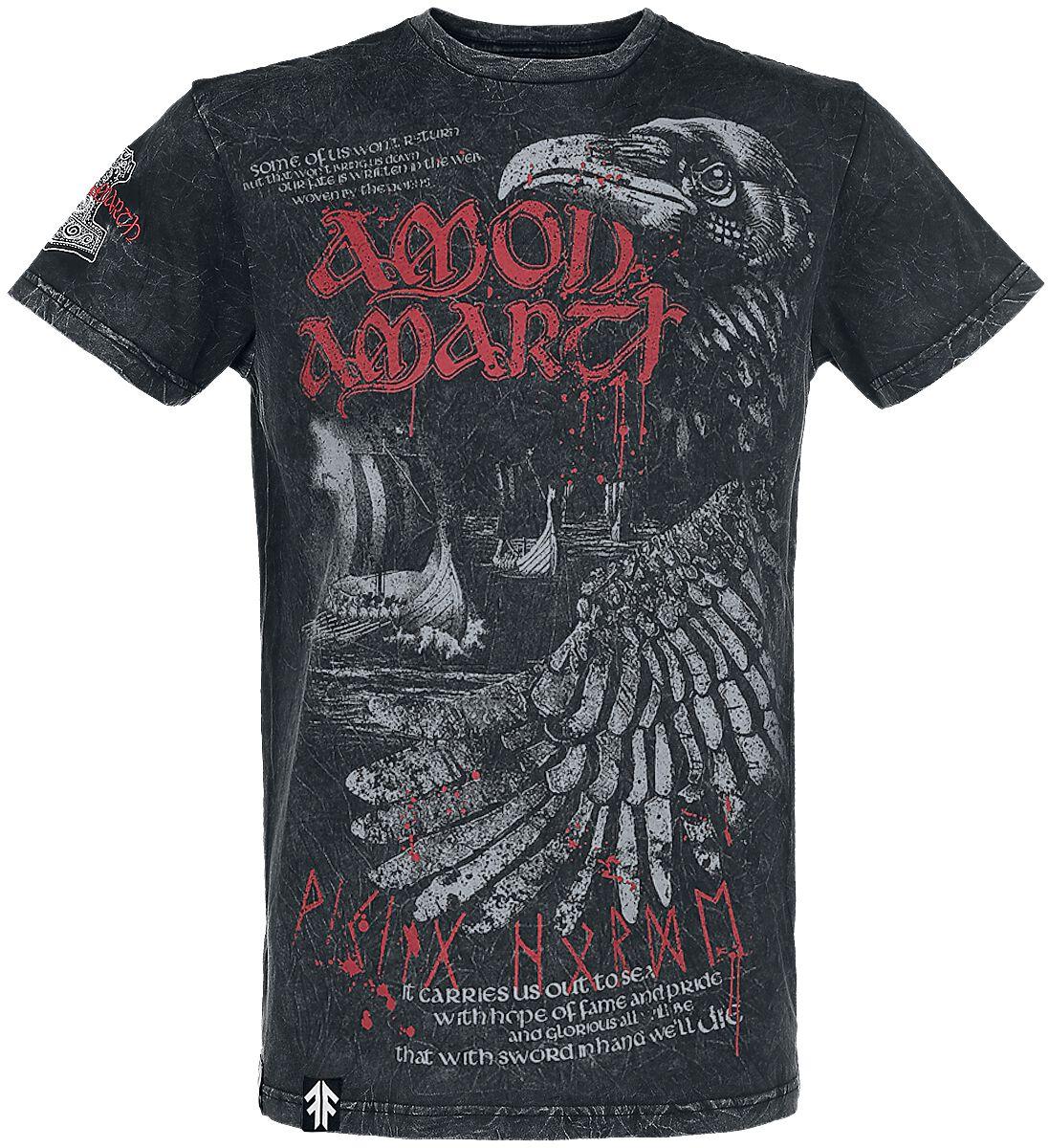 Image of   Amon Amarth EMP Signature Collection T-Shirt sort