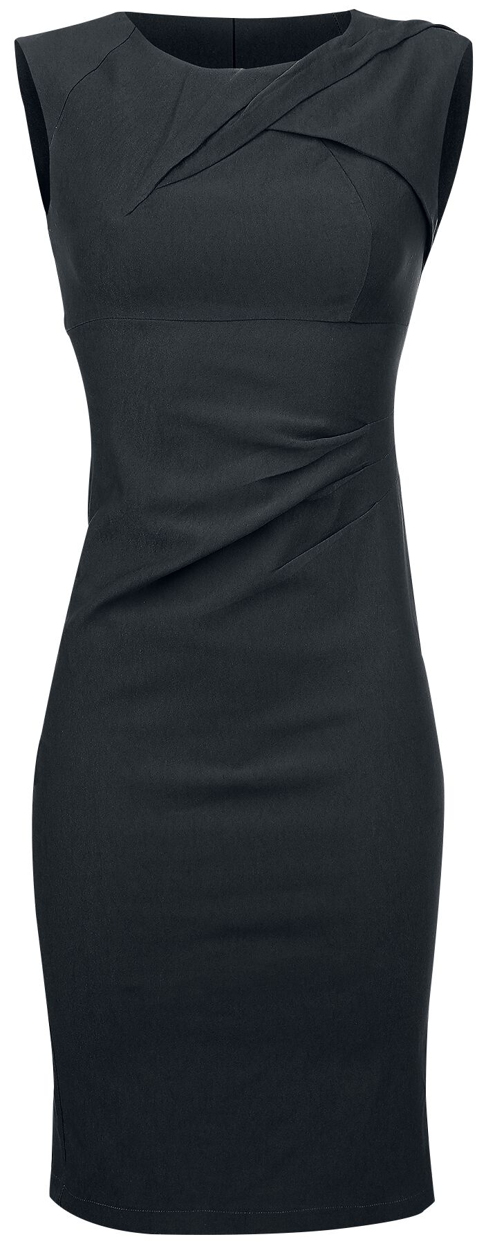Voodoo Vixen Claudette Sukienka czarny