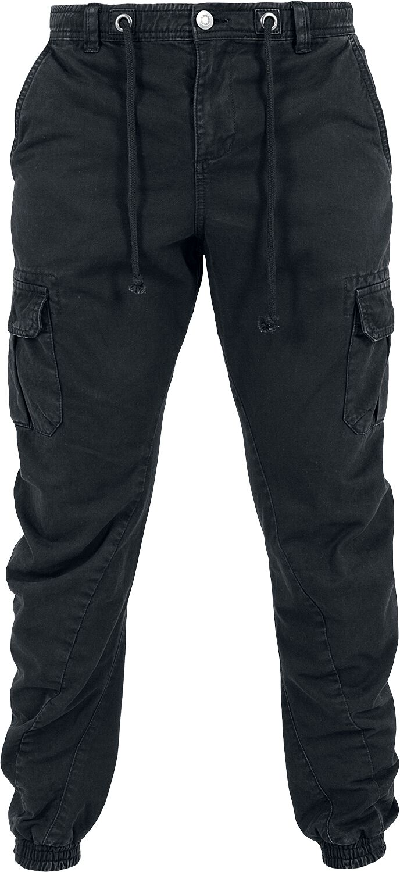 Image of   Urban Classics Cargo Jogging Pants Træningsbukser sort