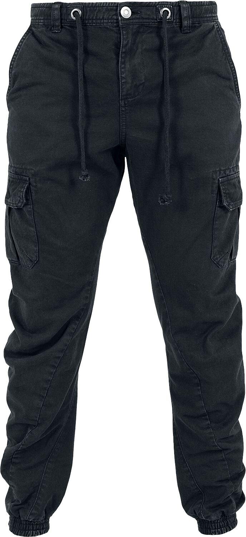 Image of   Urban Classics Cargo Jogging Pants Cargo bukser sort