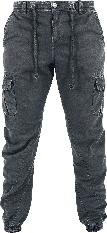 Image of   Urban Classics Cargo Jogging Pants Træningsbukser grå