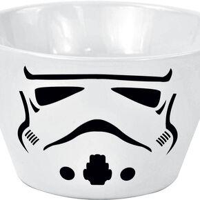 Star Wars Stormtrooper Bol céréales noir/blanc